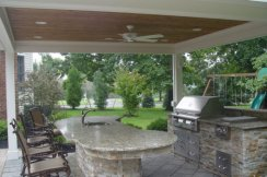GA Landscape Outdoor Kitchen Design