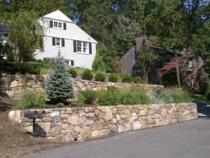 landscape construction services in summit nj