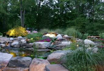 Landscape Lighting Scotch Plains NJ