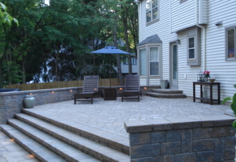 Clinton NJ Landscape Design and Build