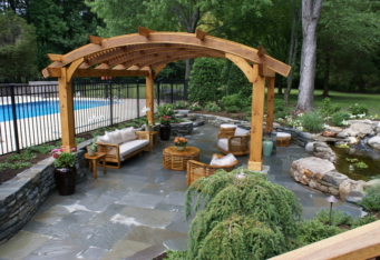 Landscape Construction and Design in Westfield NJ