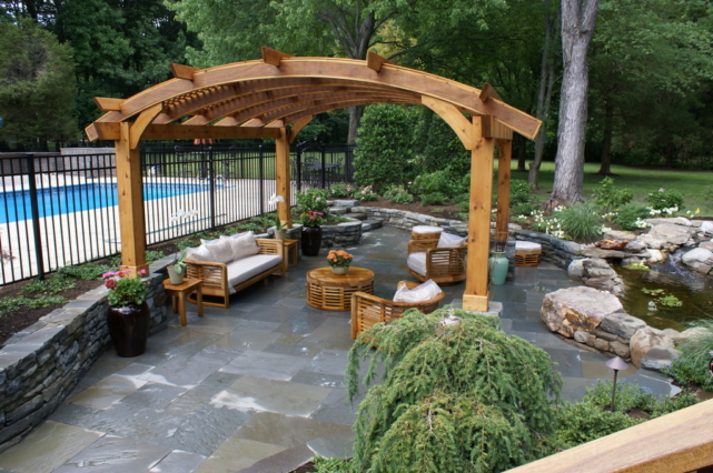 Landscape Construction and Design Westfield NJ