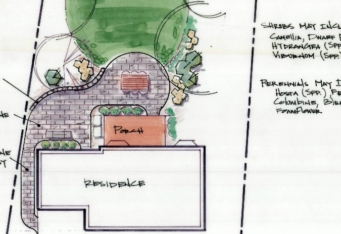 Westfield NJ Landscape Design Plan
