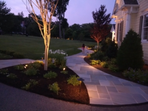 Basking Ridge NJ Landscape Lighting