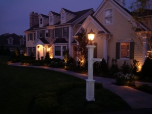 madison nj landscape lighting services