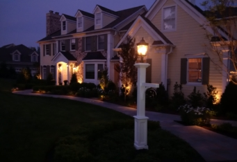 Landscape Lighting Basking Ridge NJ