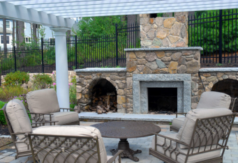 Custom Outdoor Living Spaces by GA Landscape Design
