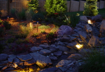 Landscape Lighting Summit NJ