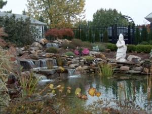 landscape construction services in millburn nj