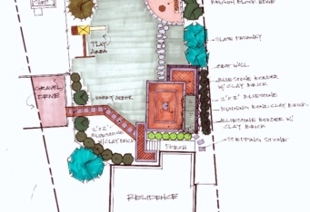 Westfield NJ Landscape Architect's Landscape Design